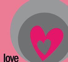 LOVE 1 by Micheline Kanzy