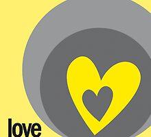 LOVE 3 by Micheline Kanzy
