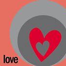 LOVE 6 by Micheline Kanzy