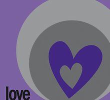 LOVE 7 by Micheline Kanzy