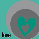 LOVE 9 by Micheline Kanzy