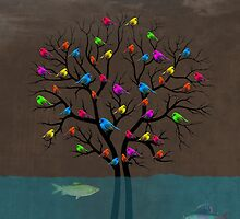 the tree  by motiashkar