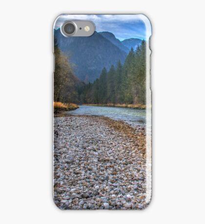 River bank iPhone Case/Skin