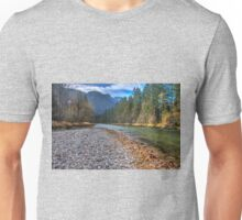 River bank Unisex T-Shirt