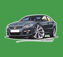 VW Passat CC Grey Kids Clothes