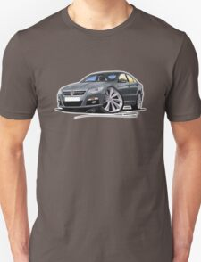 VW Passat CC Grey Unisex T-Shirt