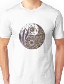 Yin Yang Unisex T-Shirt