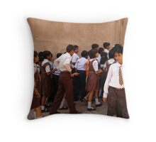 Stand Apart Throw Pillow