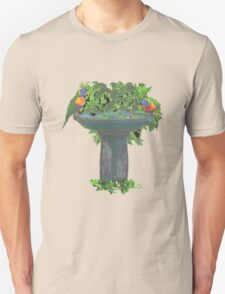 Lorikeet Bath T-Shirt