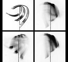 Kinetic Artistic Imprecision III by lalgar