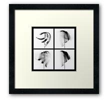 Kinetic Artistic Imprecision III Framed Print