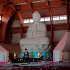 Buddha Vairocana by Roslyn Lunetta