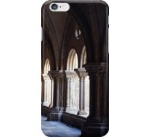 Se Velha Cathedral and Cloisters Coimbra iPhone Case/Skin