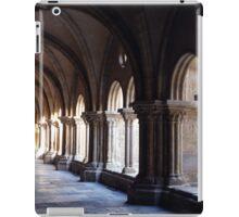 Se Velha Cathedral and Cloisters Coimbra iPad Case/Skin