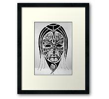 Hine-ahu-one Framed Print