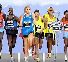 Corky in a Marathon by Nornberg77