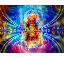 Lotus of Spiritual Love Photographic Print