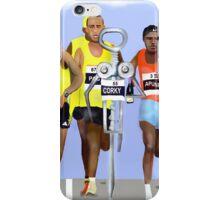 Corky in a Marathon iPhone Case/Skin