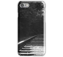 Train Track #2 iPhone Case/Skin
