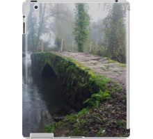 Medieval Bridge  iPad Case/Skin
