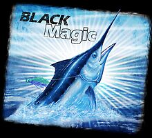 BLACK MAGIC - Black Marlin by David Pearce