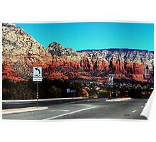Sedona approach. Highway 79...err..I think Poster