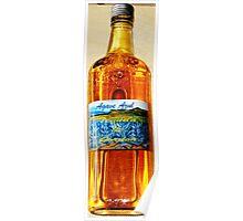 Agave Azul Tequila De Gordon'...One Full Quart Poster