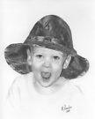 Favorite Hat by Marlene Piccolin