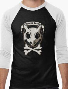 Born for battle! Men's Baseball ¾ T-Shirt