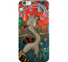 Moon Over Dog Street iPhone Case/Skin