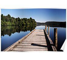 Lake Ianthe Poster