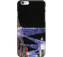London Christmas Lights  iPhone Case/Skin