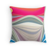 The Horizon Throw Pillow