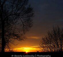 Brookline, Pa - December 2013 Sunrise (1) by BLaskowsky