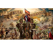 Rule Britannia Photographic Print