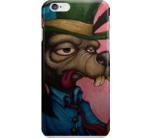 Earl Grey Flavoured (Oiloncanvas) iPhone Case/Skin