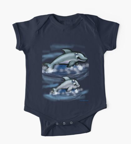 Dolphin & Baby Kids Clothes