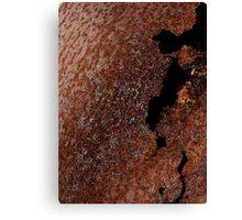 Rust Canvas Print