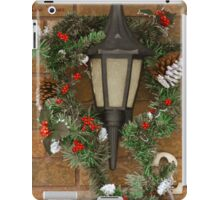 To All My Friends & Supporters at RB - Merry Christmas iPad Case/Skin