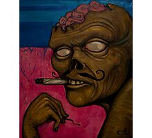 Zombie Tokes Photographic Print