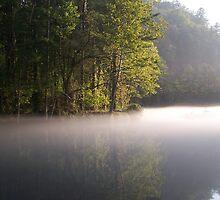 LAKE WATERS by ELIZABETH B