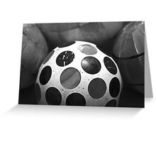 Ball Greeting Card