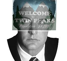 Welcome to Twin Peaks by lewigie