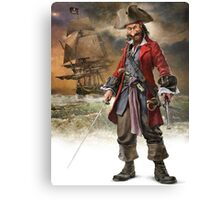 Pirate Canvas Print
