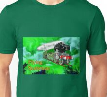 Flying Scotsman with Blinkers Unisex T-Shirt