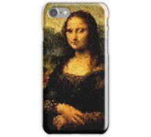 Gioconda Glass iPhone Case/Skin