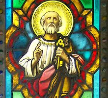 Saint Peter by Sara H.