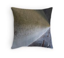 Angkor Wat Bas Reliefs Throw Pillow