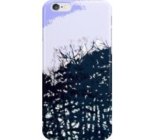 LAVENDER SKY iPhone Case/Skin
