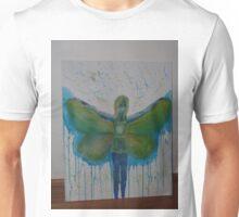 green wings Unisex T-Shirt